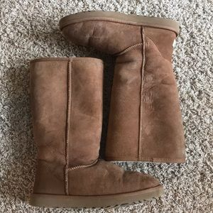 Women's tall classic Uggs